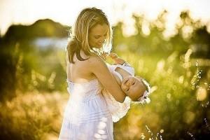 женщи и ребенок